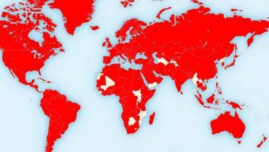 صورة وفيات كورونا تجاوزت حاجز الـ 16 ألف وفاة حول العالم