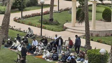 القبض على 7 أشخاص في الرحاب تجمعوا لصلاة الجمعة