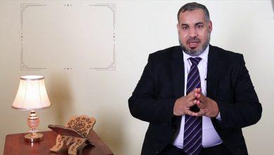 صورة رسالة تضامن إلى شعب مصر العزيز في أزمة كورونا مع د. رمضان خميس