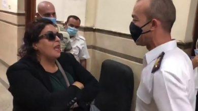 صورة النيابة تفرج عن سيدة اعتدت على ضابط شرطة