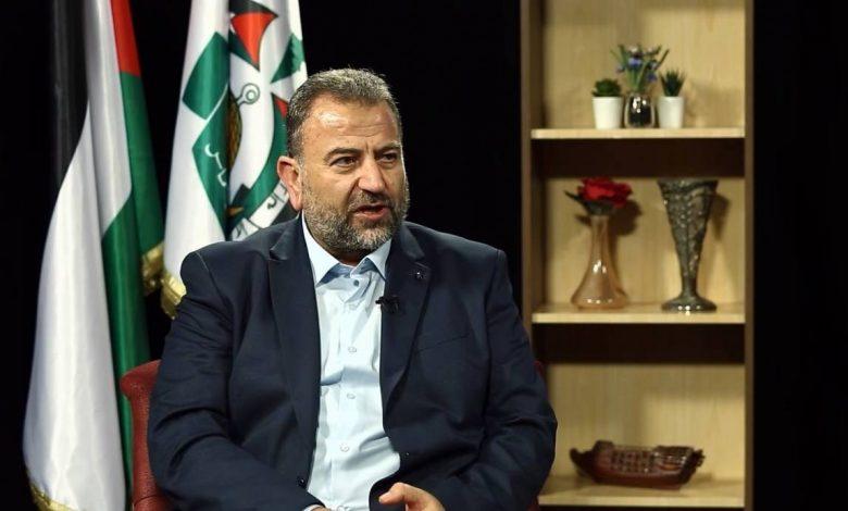 """""""حركة حماس"""" واشنطن طلبت الحوار معنا حول """"صفقة القرن"""" المزعومة"""