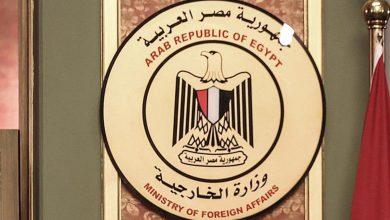 """صورة الخارجية المصرية تعلن ضياع """"ختم النسر"""" وتُحذر من """"الاحتيال"""""""