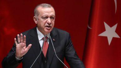 صورة أردوغان يكشف عن ثلاث دول تدعم أرمينيا بالسلاح ضد أذربيجان