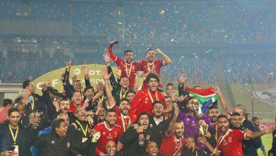 صورة الأهلي يفوز علي الزمالك ويتوج بلقب دوري أبطال أفريقيا