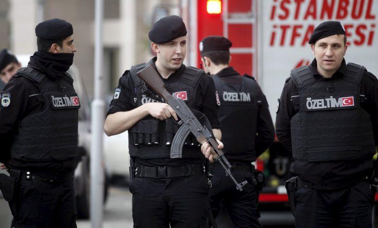 """اعتقال  18 شخصا بتهمة الانتماء لـ""""داعش"""" في عملية أمنية بإسطنبول"""