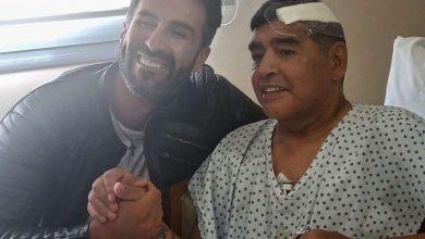 صورة طبيب الأسطورة مارادونا متهم بالقتل غير المتعمد