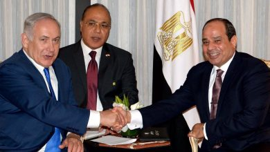 صورة هل تُدار الصفحة الرسمية للخارجية المصرية من الاحتلال؟؟