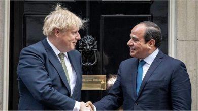 مصر وبريطانيا توقعان اتفاقية تعاون شاملة