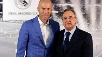 """صورة هل يُطيح بيريز بـ """"زيدان"""" بعد انتكاسات ريال مدريد المتتالية؟؟"""