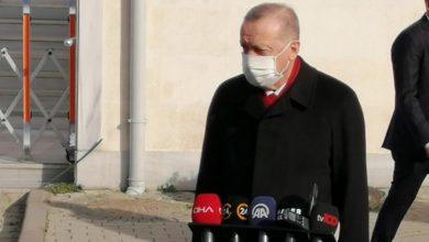 أردوغان: لا يمكننا أن نقبل على الإطلاق بسياسة الاحتلال تجاه فلسطين