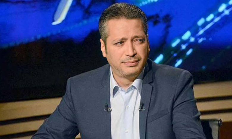 نقابة الإعلاميين تسحب تصريح مزاولة المهنة من تامر أمين