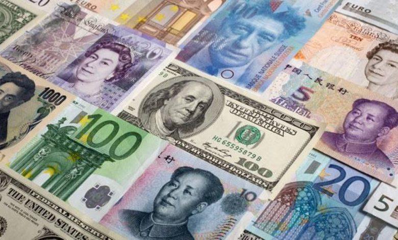 سعر صرف العملات الأجنبية اليوم الثلاثاء 23 فبراير 2021 مقابل الجنيه المصري