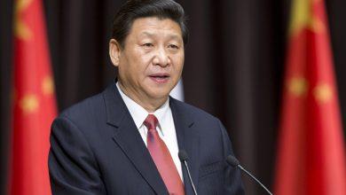 الرئيس الصيني لأمير قطر: نرغب في تعزيز العلاقات الاستراتيجية