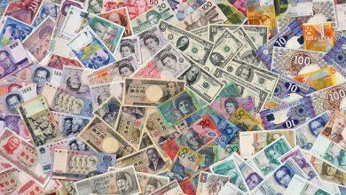 سعر صرف الجنيه المصري مقابل العملات الأجنبية اليوم السبت 10 أبريل 2021 بالبنوك المصرية