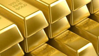 أسعار صرف الذهب في المعاملات المصرية اليوم الإثنين 5 أبريل 2021