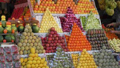 أسعار الخضراوات والفواكه في الأسواق المصرية اليوم 4 أبريل أبريل 2021