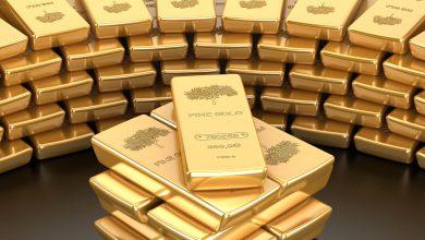 أسعار صرف الذهب في المعاملات المصرية اليوم السبت 8 مايو 2021