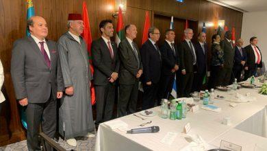 السفير الأردني بالاحتلال في مرمى الانتقادات بعد حضوره مأدبة لرئيس الاحتلال
