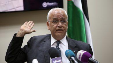 صورة صائب عريقات: أبوالغيط لم يعد مؤتمناً على أمانة الجامعة العربية