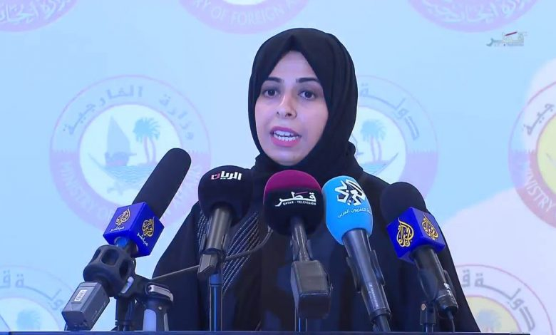 قطر: لا تطبيع مع الاحتلال قبل حل الصراع مع الفلسطينيين