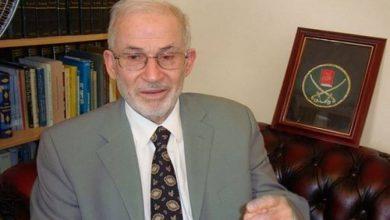 """صورة بيان من الأستاذ """"إبراهيم منير"""" القائم العام بأعمال المرشد"""