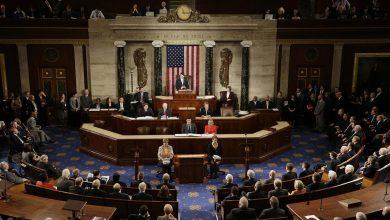 """صورة خطاب من الكونغرس للسيسي: ملف حقوق الإنسان سيكون """"أولوية"""" مرة أخرى"""