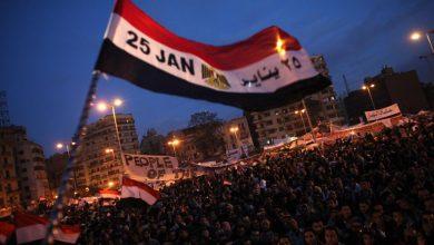 """مع رحيل """"ترامب"""" وذكرى الثورة.. 3 هاشتاجات تدعو لاقتلاع الانقلاب العسكري"""