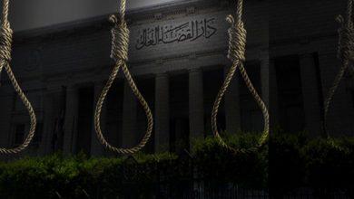 قضاء الانقلاب يحكم بإعدام 4 مواطنين اعتقلوا قبل المجزرة بشهر